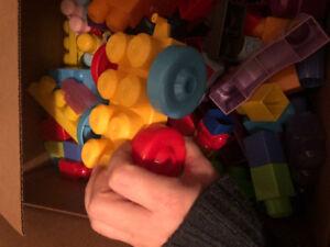 Mega Blocks Toddler Child Kids Toys