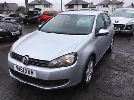 Volkswagen Golf 1.6TDI ( 105ps ) 2011MY Match