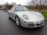 2006 Porsche 911 3.8 997 Carrera S Tiptronic S 2dr