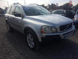 2004 VOLVO XC90 2.4 D5 SE 4 X 4 Geartronic Auto 7 SEATER DIESEL