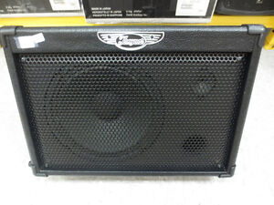 Traynor TVM50 battery-powered wedge combo amp