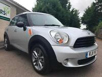 2011 MINI Countryman 1.6 One D (Salt pack) 5dr
