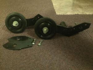 Rollerski Yamaha NON -tuner ski wheels