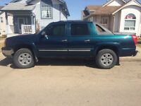 2005 Chevy Avalanche price reduced