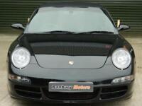 2006 PORSCHE 911 CARRERA 2 TIPTRONIC S CONVERTIBLE PETROL