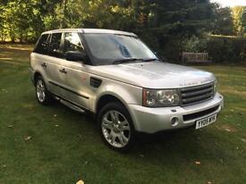 Land Rover Range Rover Sport 2.7TD V6 SE AUTOMATIC
