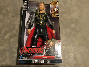 Avengers: Thor Titan Hero Tech Kitchener / Waterloo Kitchener Area image 1