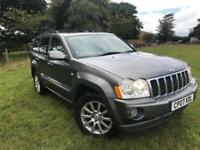 2007 JEEP GRAND CHEROKEE OVERLAND CRD A