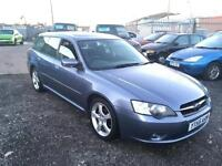 2005/55 Subaru Legacy 2.0 R LONG MOT EXCELLENT RUNNER