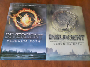 Hard Cover brand new Divergent