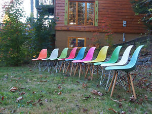 Chaise Eames Eiffel - Plus de 20 couleurs