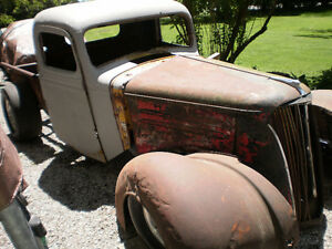 1938 Chevy truck project