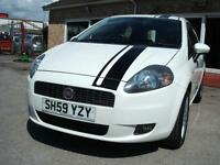 2009 Fiat Grande Punto 1.3 Multijet GP 3d **£30 Tax / 68k**
