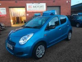 2013 Suzuki Alto 1.0 ( 68ps ) SZ Blue 5dr Hatch, **ANY PX WELCOME**