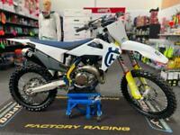2020 HUSQVARNA FC 450 - MOTOCROSS - MINT - 37H - FC450 ROBIN WILLIS MOTORCYCLES