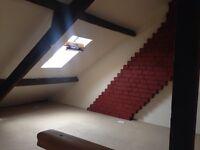 Double Loft Room to Rent