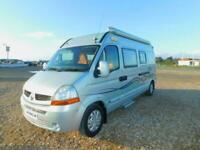 Timberland Endeavour Automatic 2007 Luxury 2 Berth Campervan For Sale