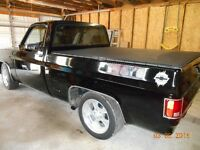 Reduced Custom 1982 Chevy Pick Up 427