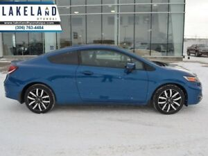 2015 Honda Civic Coupe EX-L w/ Navigation  - $117.24 B/W