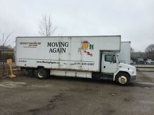 Moving Again. Movers in London.  London Ontario image 9