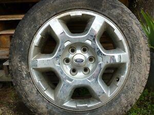 Ford 20 inch Alum/Alloy rim.