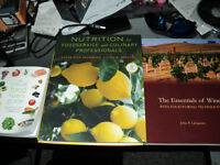 Culinary Arts textbooks for college ( canadore )