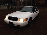 2008 Crown Vic- $1850 Taxes Included Drive Away!!