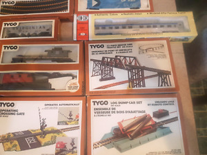 HO Trains and accessories