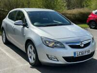 2011 Vauxhall Astra 2.0 CDTi SRi Auto 5dr Hatchback Diesel Automatic