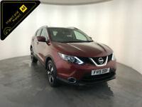 2015 NISSAN QAHQAI N-TEC + DCI DIESEL HATCHBACK 1 OWNER FINANCE PX WELCOME