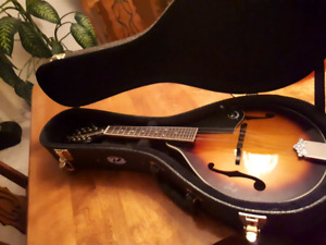 Epiphone Mandolin with Hardshell case