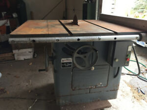 "Delta Rockwell 12-14"" Table Saw"