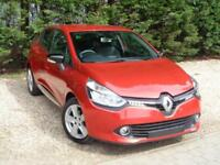 Renault Clio 0.9 TCe ( 90bhp ) ( s/s ) 2016MY Dynamique Nav