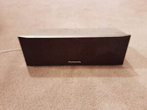 Panasonic 5 Disk Player With 4 Speakers London Ontario image 3