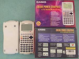 Casio graphics calculator- like brand new condition Waterford South Perth Area Preview