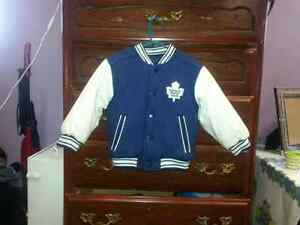 Pair of Maple Leafs Coats One Adult , One Child ! Cambridge Kitchener Area image 9