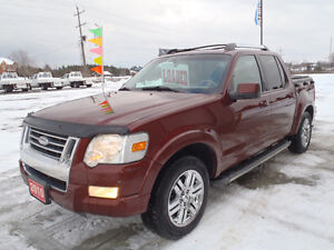 2010 Ford Explorer Sport Trac Limited Peterborough Peterborough Area image 3