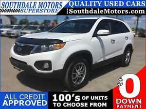 2011 KIA SORENTO LX * AWD * BLUETOOTH * LOW KM * POWER GROUP