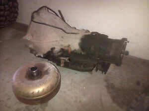 Transmission from 2004 FX4 F150.