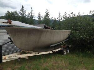 Ferro Cement Boat Hull  for Sale