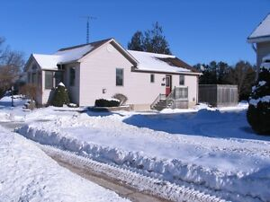 All-Inclusive 2 Bedroom House for Rent Clinton ON