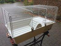 Guinea Pig Cage (77x48x42cm)