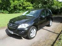 Mercedes-Benz ML 350 3.0 CDI Blue F auto SE 60 REG 82K