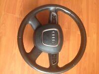 Steering wheel Audi A4