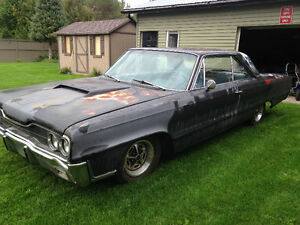 LOOKING TO TRADE MY 1966 DODGE