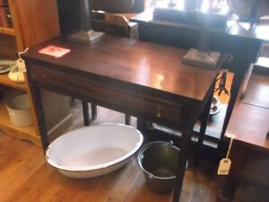Wood Occasional Table/Desk/Hallway/TV Table/Computer