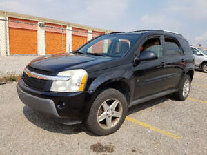 2006 EQUINOX LT, LEATHER,SUNROOF,SOLD SOLD