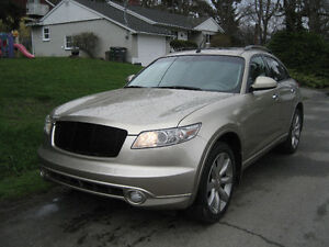 2004 Infinity FX45 AWD EXCELLENT CONDITION HIGH END VEHICLE