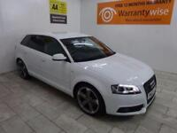 AUDI A3 2.0 SPORTBACK TDI S LINE SE ***FROM £206 PER MONTH***