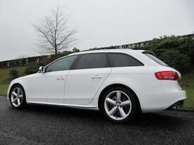 2010 Audi A4 Avant 2.0TDI S Line **140BHP**